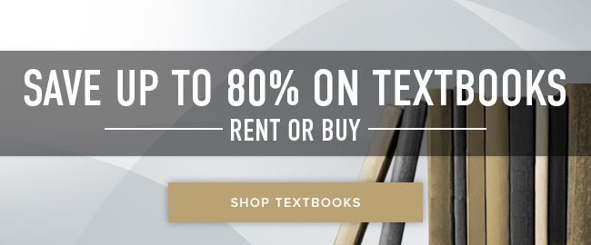 Save up to 80% on textbooks. Rent or buy. Click to shop Textbooks.